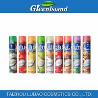 320ml aerosol air freshener water-base