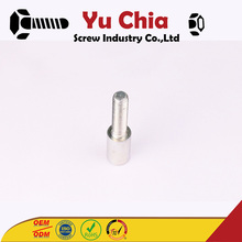 Customized Auto Lock Nut Bold And Nut Special Step Bolt According To Customer Drawing