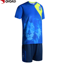cheap team soccer uniform set