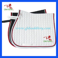 Hot Selling Western Saddle Pads Series with different colors