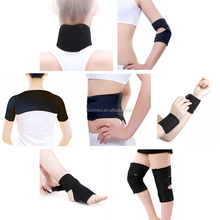 Self-heating Tourmaline back support belt magnetic therapy for pain relief