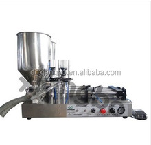 High quality semi automatic liquid filling machine XBGZJ-500W