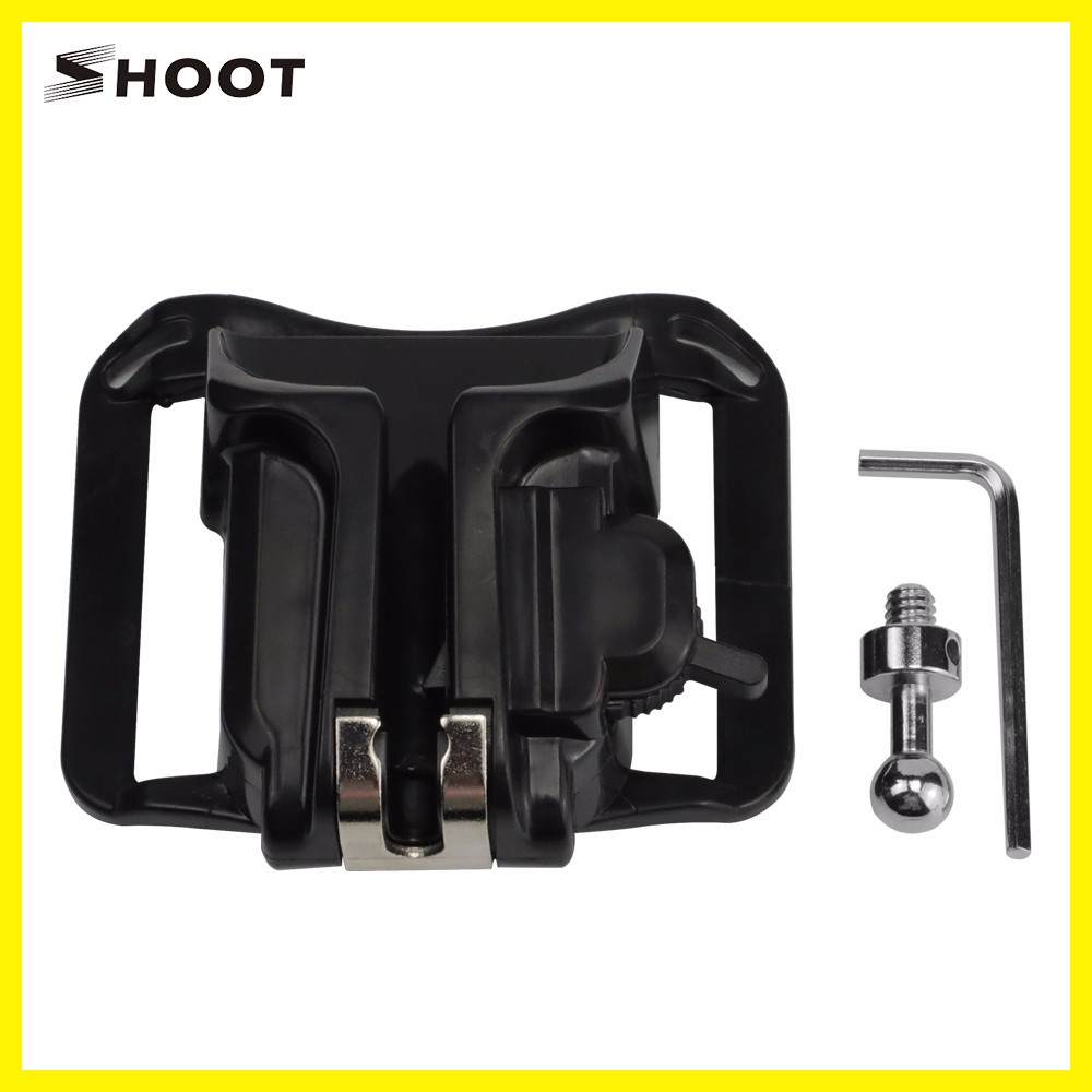 New Portable Camera Waist Belt Button Buckle Hanger For Camera Camcorder Dslr Slr