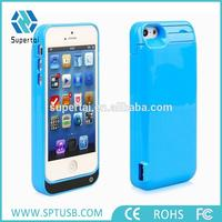 For iPhone 5S Power Case, 4200mAh Charge Battery Case For iPhone 5