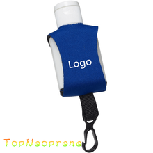 Neoprene Holder 1oz hand santizer gel Neoprene vest Hand Sanitizer