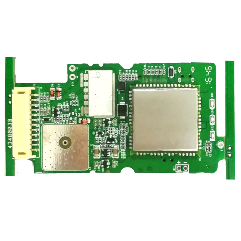 alarm circuit board and smps pcb assembly
