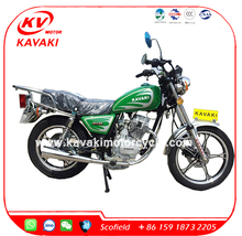 Hot sale in Africa and Mid-east made in Guangzhou KAVAKI GN125 motorcycles