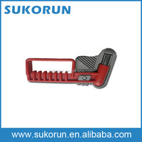 Emergency safety hammer for auto vehicle