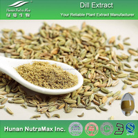 100% Natural Dill Seed Extract Powder 10:1 20:1