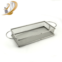 Food Grade Stainless Steel French Fries Basket