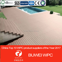 wpc swimming pool decking / composite swimming pool flooring / plastic swimming pool tile
