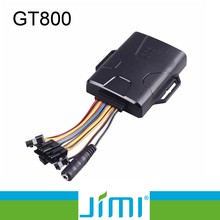 JIMI and Concox New GPS tracker GT800 50000 data logs memorize engine stop car gps tracker handheld gps tracker device