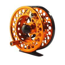 9/11 Light Fly Reel Spare Spool CNC machined Body Flies Fishing Reel