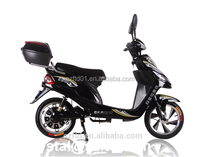 2016 new fashion lightness fast electric bike /scooter for youth