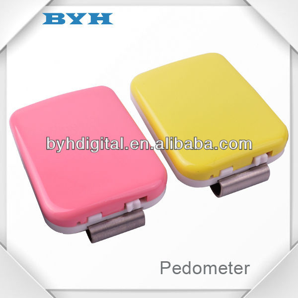 Bluetooth pedometer walking step counter /calorie consumption