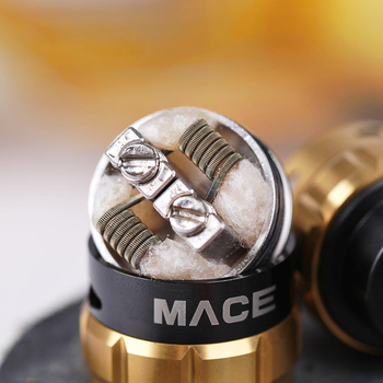 Chinese New Products Ample Vape Vapor Mace RDA E Cig