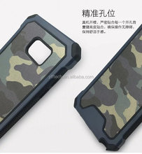 2017 new hot product army style camouflage leather mobile phone 3 to 1 case for Samsung A5