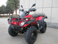300cc 4x4 atv CVT for sale with EEC