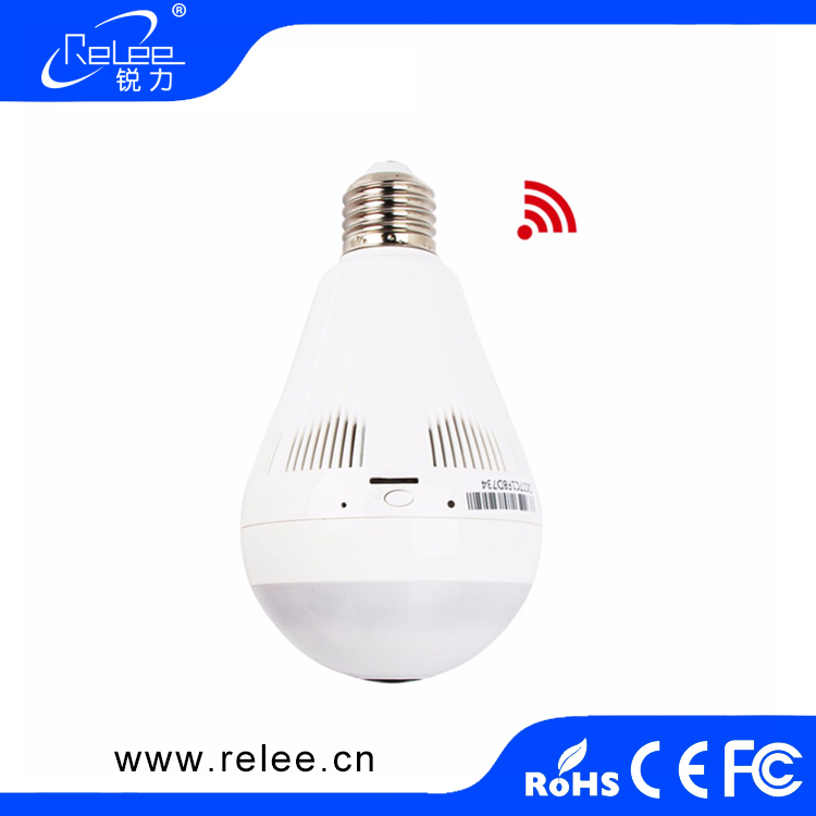 2mp ip camera 360 smart bulb cctv ip Video security dvr