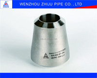 WP304 316 321 Stainless Steel Reducers Pipe Pump Water Supply