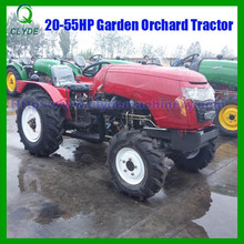 25hp agricultural tractor mini wheel traktor with CE certificate