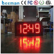 gym countdown timer take a number display indoor exhibition led display