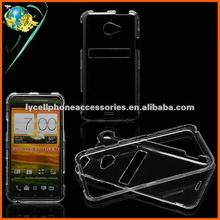 Transparent Clear Case For HTC EVO 4G LTE Plastic Cell Phone Crystal Cover