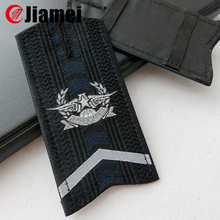 CUSTOM pilot captain military epaulettes