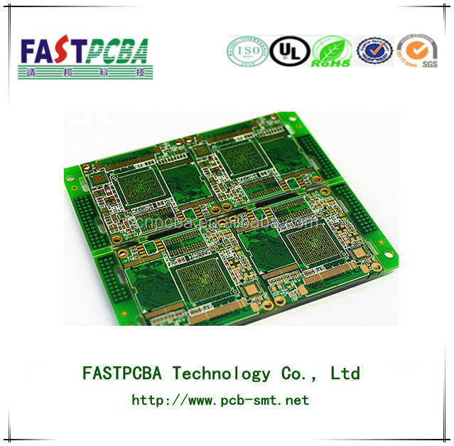 China OEM pcb board and vacuum cleaner printed circuit board