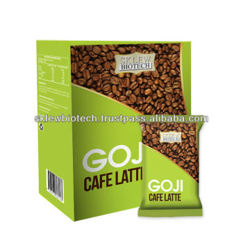 Goji Cafe Latte - Private label/OEM