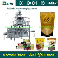 Corn Flakes Automatic Pouch Packaging Machine