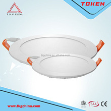 24w ultra thin led panel light, 24w round led panel light factory price