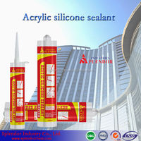 acetic silicone sealant for boat hardtop/ acrylic silicone sealant supplier/ acid silicone sealant