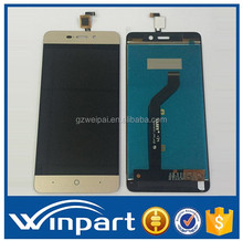[win part] Touch Screen Digitizer Pantalla Display for ZTE Blade X3 A452 LCD and Touch Screen white