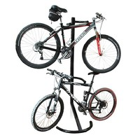 Good selling free standing metal bicycle rear rack