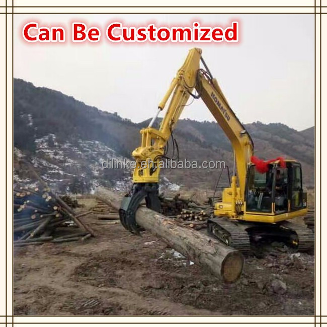 Low Price Wood Log Wood Crane
