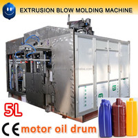 5 liter plastic product making machinery with view strip