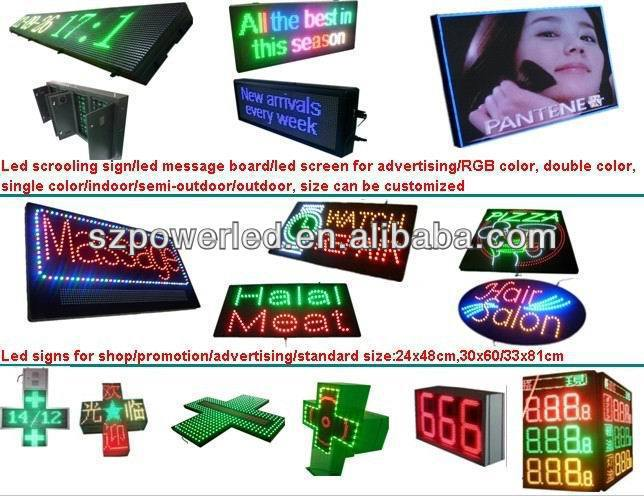 acrylic led open sign for mobile phone accessories & repair shop use