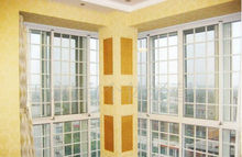 aluminum glass door and window framealu cas/PVC window and doo