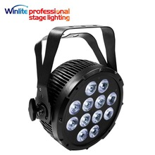dmx ip65 12pcs 15w 5/6in1 18w led par/dmx outdoor connector 15w led par slim 64