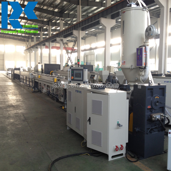 china best selling ppr pipe production line with fiberglass reinforcement
