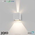 2*5W flexible angle cob chip up and down wall light