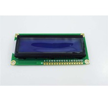 LCD Display Module 1602 LCM blue blacklight board