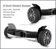 New electric self Balance Scooter with UL2272 Scooter6.5inch hoverboard