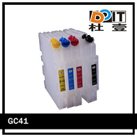 factory supply cartridge for ricoh GC 41 SG3100 3100snw 3110 3110dn 3110dnw 7100 7100dn,compatible ink cartridge for ricoh