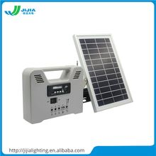 new design good quality portable mini home solar power system