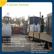 organic salt calcium formate for concrete