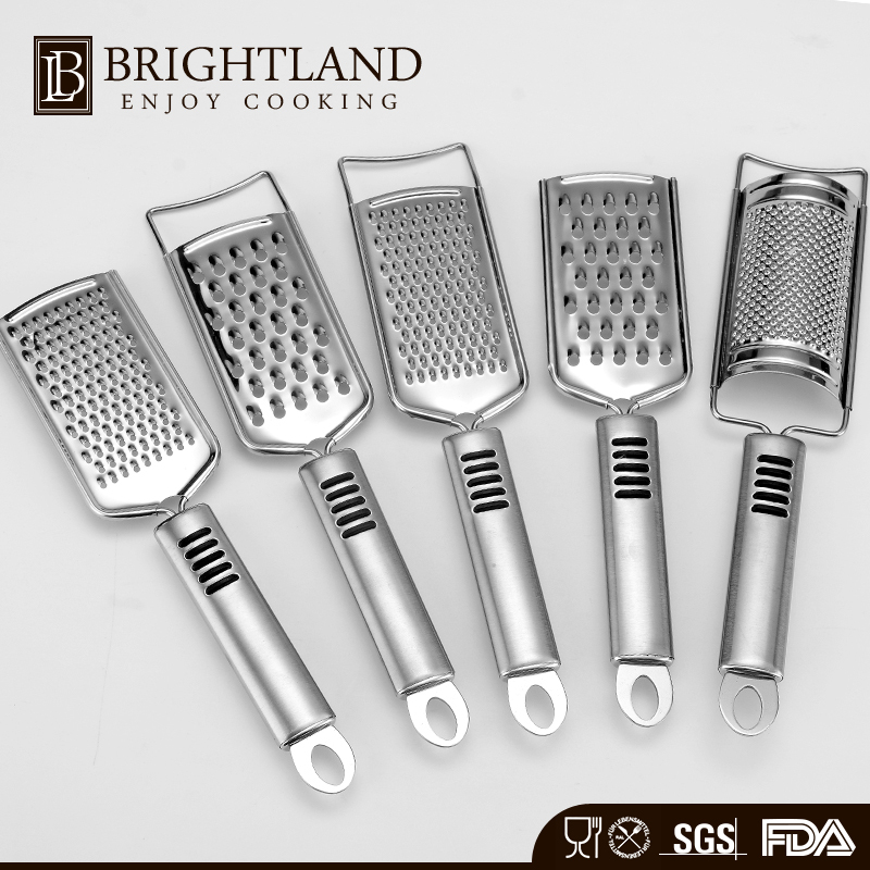 Cheaper Price Wholesale High Quality Stainless Steel 5 In 1 Kitchen Cassava Grater