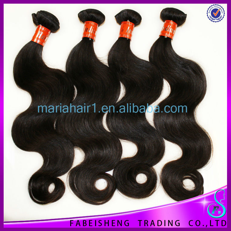Guangzhou shine hair trading co ltd virgin indian hair wholesale