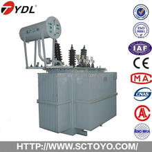 11kv 800kva 3 phase transformer high voltage electrical power transformer s11 supplier from china